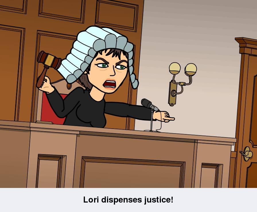 judge lori