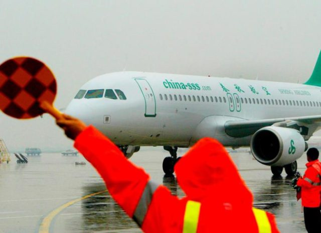 Chinese Spring Airlines