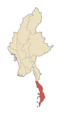 Taninthayi Division