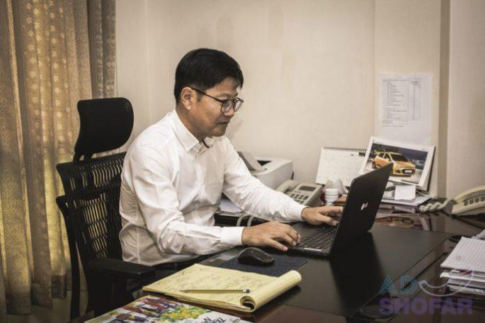 법무법인 지평 미얀마 장성 법인장