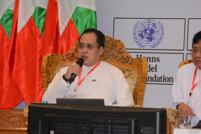 국제개발단체 지원으로 미얀마 경기부양책 청신호