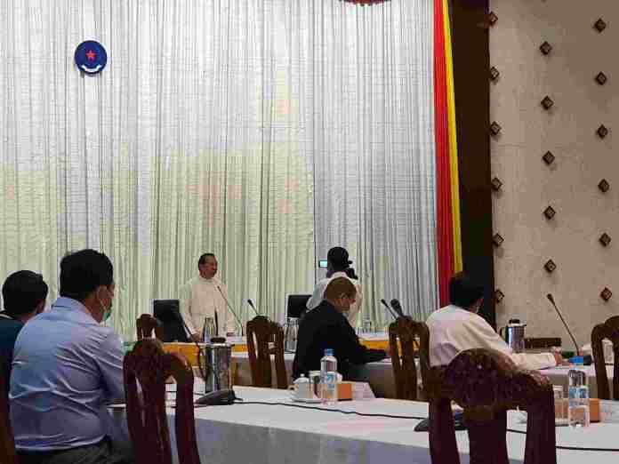 양곤 지역 노동자 급여 지급 관련 간담회 개최