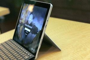 日本マイクロソフト、Surface Go