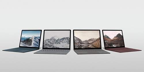 Microsoft Surface Laptop A Thin and Powerful Laptop with Magical <a  href=