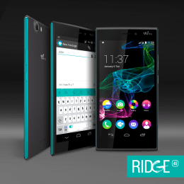 Wiko Ridge 4G Launches in Nigeria, Available from Today