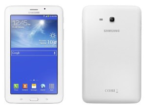 Samsung Galaxy Tab 3 V with 3G support Launched
