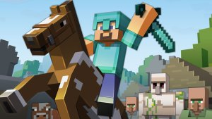 Minecraft is bundled free with Windows 10