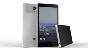 Microsoft Surface phone Photo shows Online (Rumour)