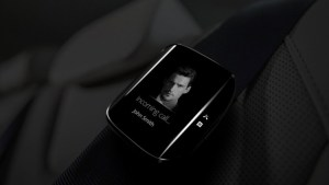 Samsung Gear A circular smartwatch in three variants