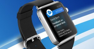 Microsoft Outlook email app arrives on the Apple Watch