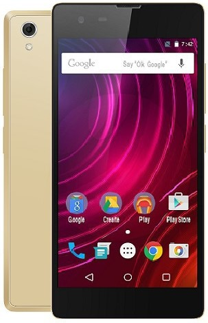 Infinix Hot2 Gold