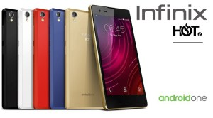 Infinix Hot 2: First Android One Phone in Nigeria, Africa