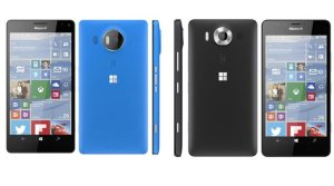 Microsoft Lumia 950 and Lumia 950 XL Photos Leaks Online