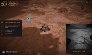 If you can't go to Mars – Just go for NASA Curiosity Simulator