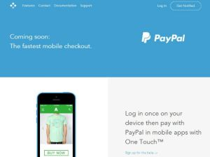PayPals expands One Touch Checkout Service to more of Europe