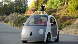 Self-driving cars can be fooled by fake cars, pedestrians and other bogus signals