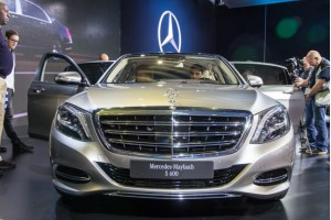 All New Mercedes-Maybach S-Class Is Here