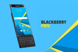 BlackBerry explains how it made the PRIV Android Smartphone Secure