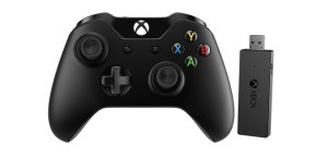 Wireless Xbox One Controller Adapter for Windows Launches