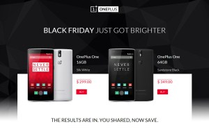 Buy OnePlus 2 on Black Friday without Invite