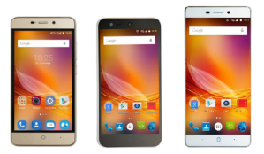 ZTE launches Blade X9, Blade X5, and Blade X3 Smartphones