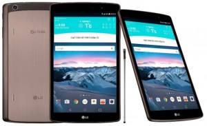 LG G Pad II 8.3 LTE is the latest Android Tablet