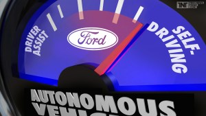 Google, Ford likely building  Self-Driving Cars