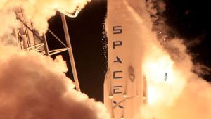 SpaceX's Falcon 9 returns safely on Ground