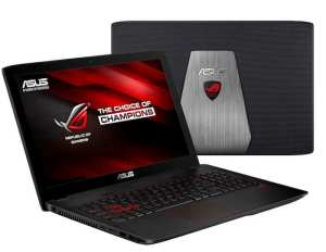 Asus ROG GL552JX Gaming Laptop launched for Rs. 80,990
