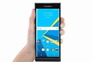BlackBerry Priv launched in India at a steep $923