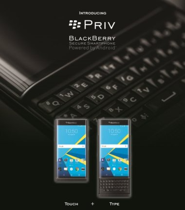 BlackBerry Priv launched in India at a steep 923 Image3 Naija Tech Guide