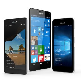 Microsoft preps Windows 10 updates for Lumia phones