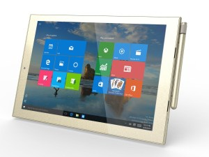 Toshiba DynaPad – the Thinnest, Lightest Windows 10 Tablet hit Stores Soon
