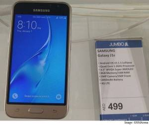 Samsung Galaxy J1 2016 edition arrives Dubai