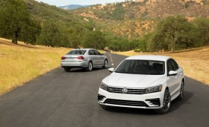 2016 Volkswagen Passat (8th Generation) unveiled in Nigeria