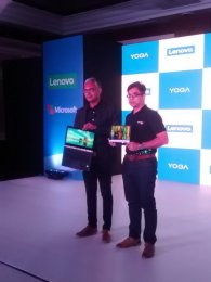Lenovo Yoga 900 convertible laptop launched, Tab 3 Pro arrives