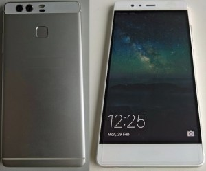 First Huawei P9 official pics released