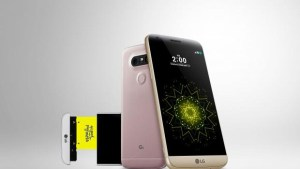 LG G5 sales start tomorrow in Korea, April 1 in the US