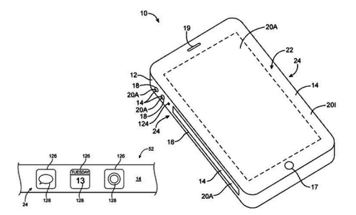 The 5_8-inch Apple iPhone Pro could employ folded side screens to keep its size down_Image 3_Naija Tech Guide