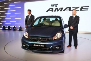Honda Amaze 2016 launched in India