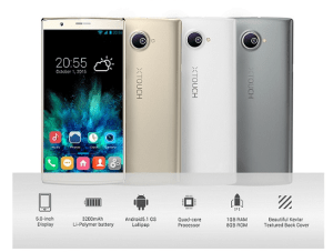 XTouch E1 launched in Nigeria via Yudala-Airtel partnership