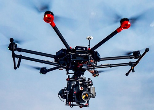 DJI M600 is the stealth fighter of the drone world for video perfectionists_Image 2_Naija Tech Guide