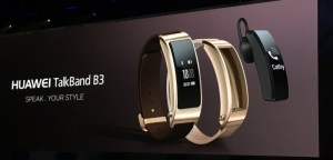 Huawei TalkBand B3 in more styles, better audio