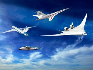 NASA launches new X-plane program to create cleaner, more efficient planes