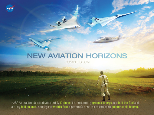 NASA launches new X-plane program to create cleaner, more efficient planes_image 2_Naija Tech Guide