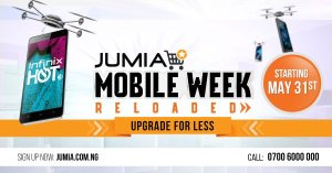 Jumia Mobile Week 2016 announced in Nigeria