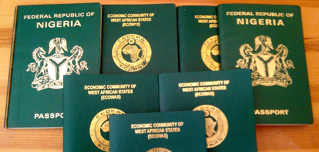 Passport - Nigeria Immigration Service