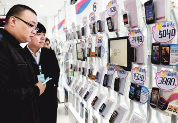 Chinese Smartphone Market undergoes its first dip in Shipment volume in 2017