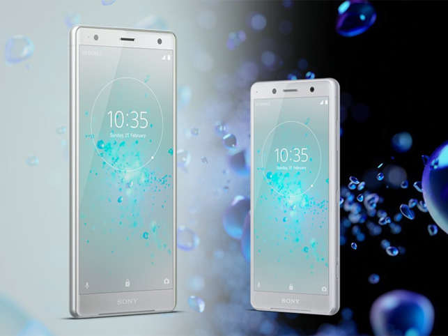 First look at Sony's new launches at MWC - Xperia XZ2 and Xperia XZ2 Compact