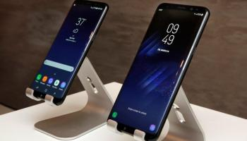 Samsung unveils the Galaxy S9 and S9+ units at MWC, and they are stunning